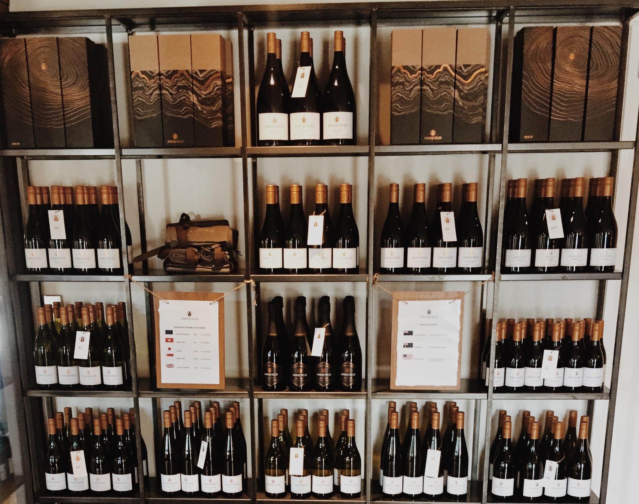 Amisfield Wines